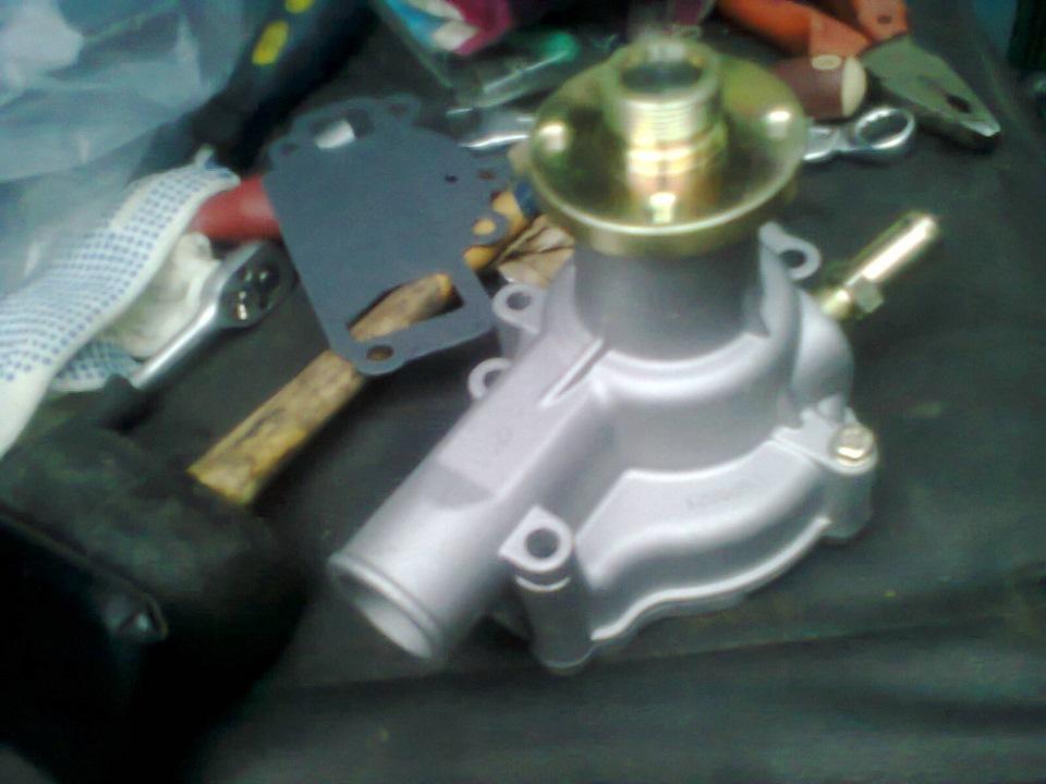 Помпа на двигатель 4216 «Газель»