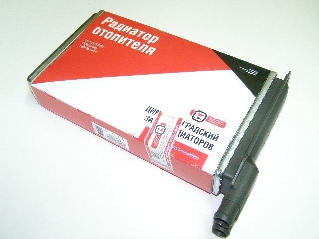 Радиатор отопителя 2114/15 производства ДААЗ