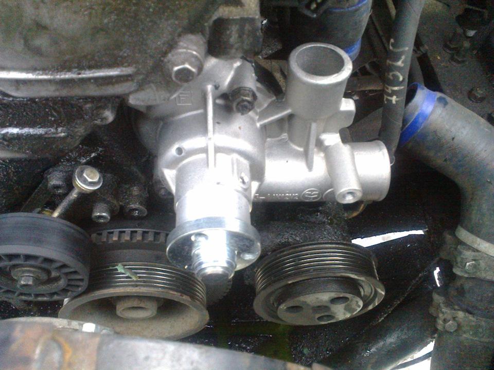 Подводные шланги к помпе двигателя ЗМЗ 405