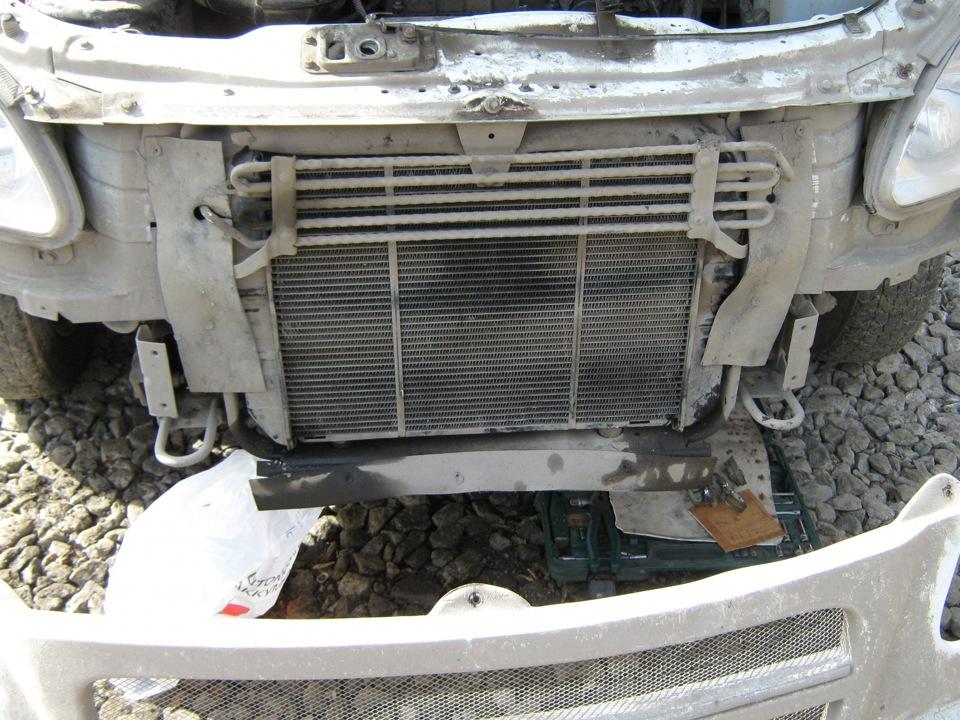 Верхняя часть «телевизора» в автомобиле «Газель»