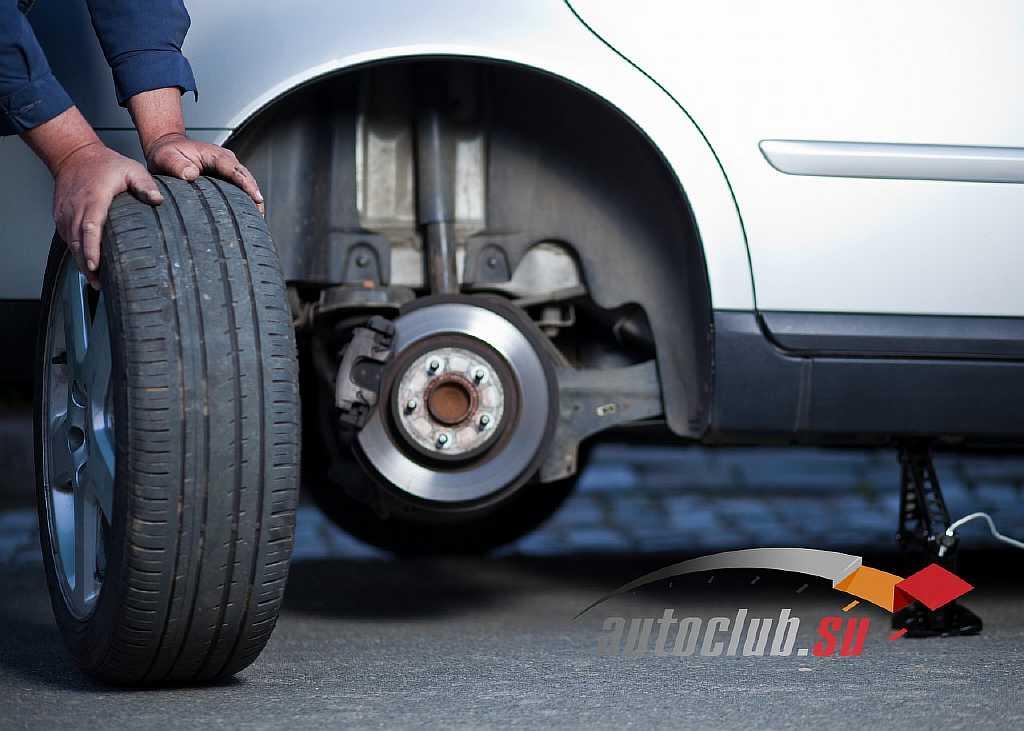 Восстанавливаем безопасность Toyota Corolla E120: смена тормозных дисков