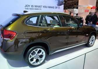 Новый кроссовет от BMW