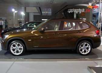 Технические зарактеристики BMW X1