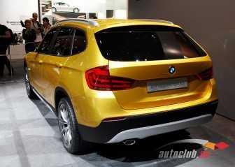 BMW X1 (отзывы владельцев)