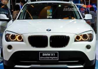 BMW X1 (отзывы)