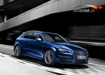 Test-drive Audi A3