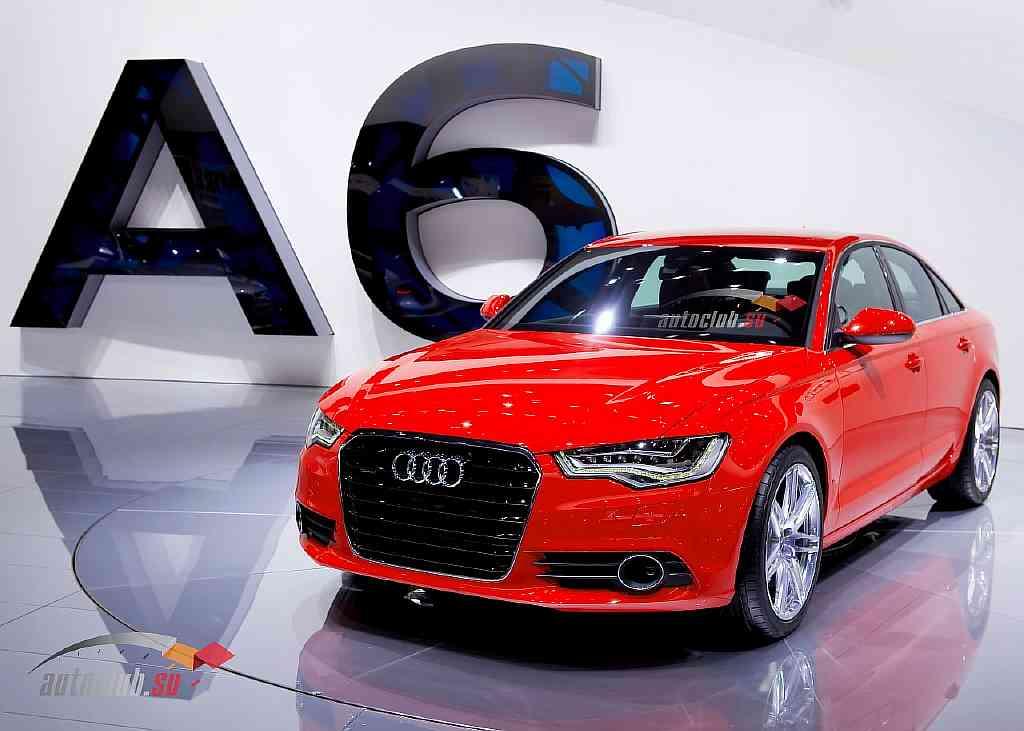 Что расскажут о Audi A6 технические характеристики и отзывы счастливых обладателей