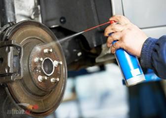 Ремонт и замена тормозных дисков и колодок