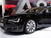 Габариты Audi A8L