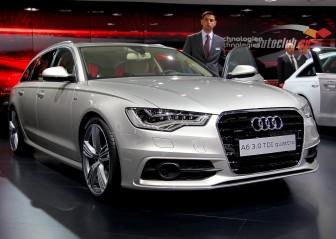 Audi A6 и ее технические характеристики