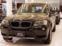 Видео тестирования BMW X3 на дороге