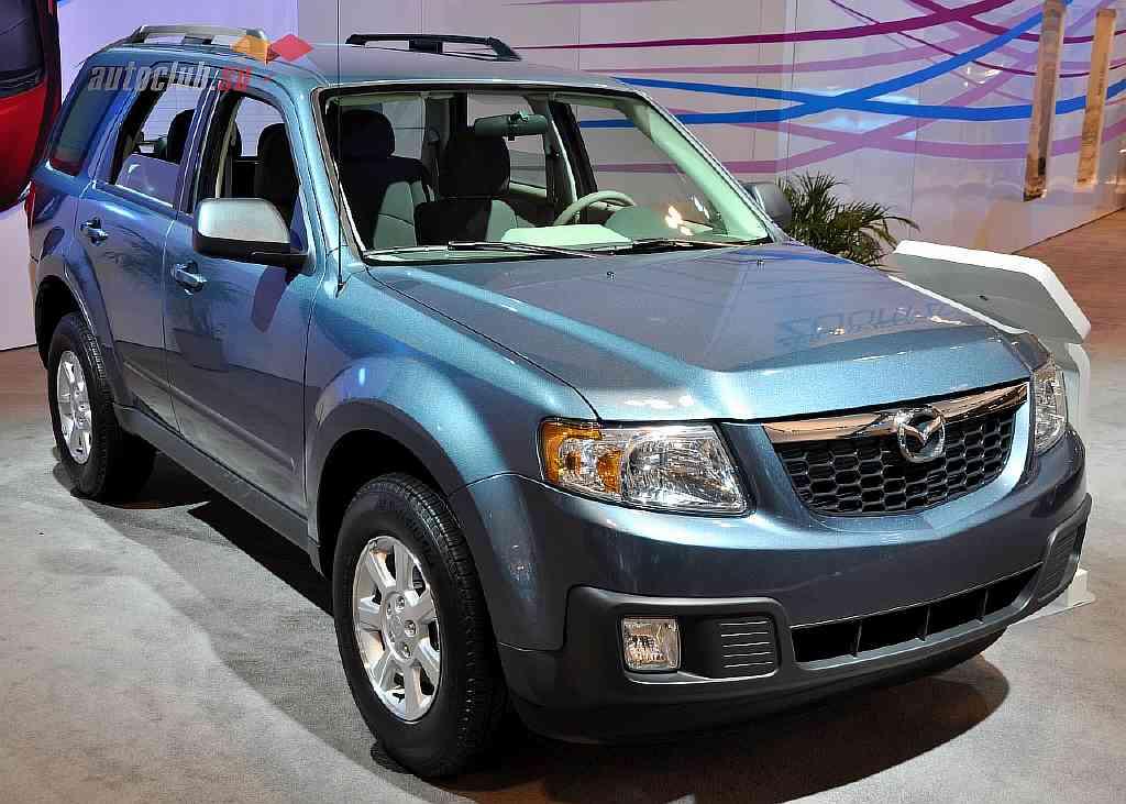 Мнения владельцев Mazda Tribute и технические характеристики паркетника