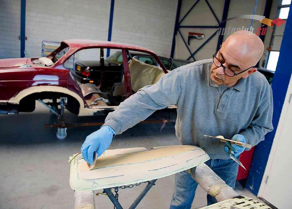 Финишная жидкая шпаклевка для авто и черновая стекловолоконная: особенности составов, цена