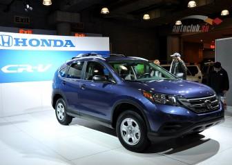 Хонда СРВ 2012
