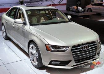 Ауди А4: видео тест-драйв и испытания авто