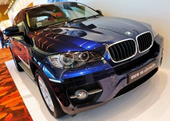 BMW X6: новые тенденции
