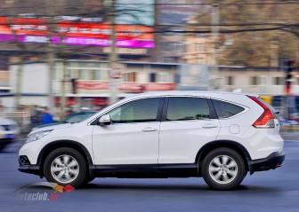 Хонда СРВ: клиренс и история его изменений