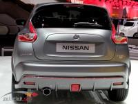 Nissan Juke: технические характеристики