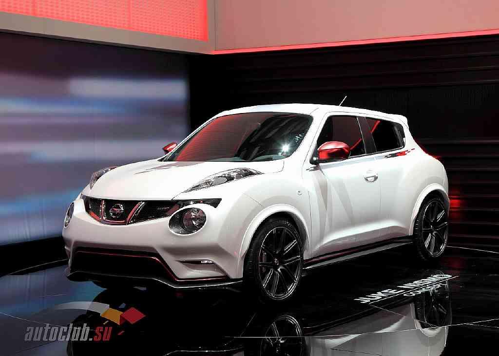 Положен ли Nissan Juke тюнинг, чем интересны заводские доработки Nismo и Nismo RS