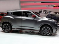 Nissan Juke клиренс