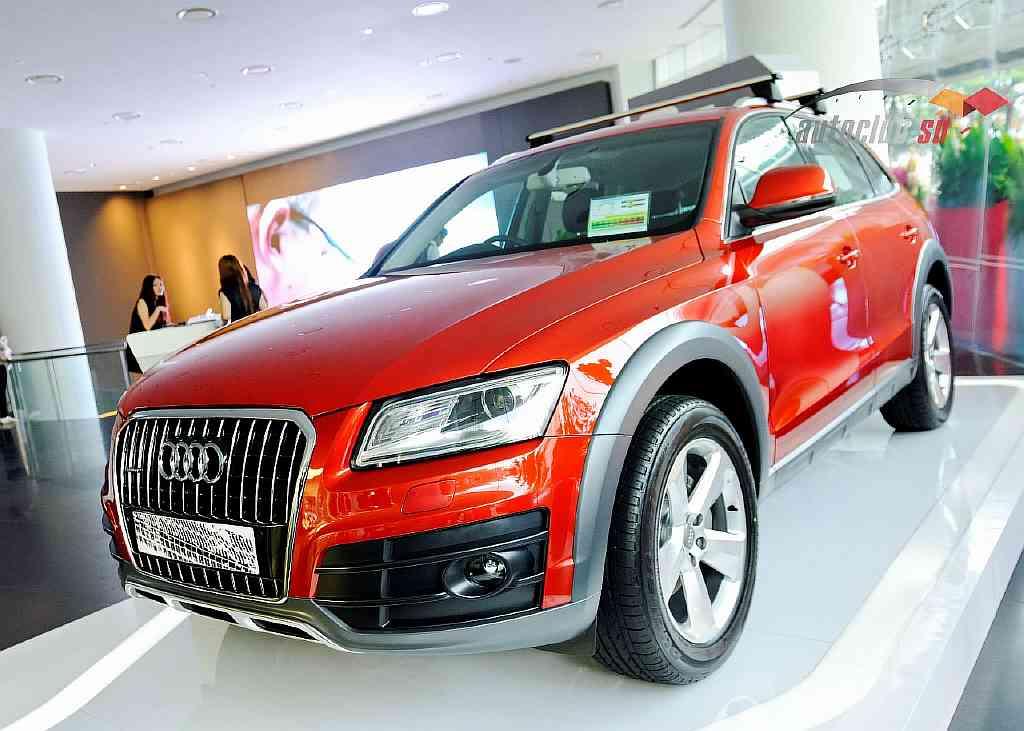 Технические модификации Audi Q5 и цена всевозможных версий кроссовера
