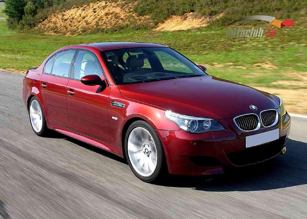 Обзор сногсшибательного BMW M5 и цена заряженного Е60 на «вторичке»
