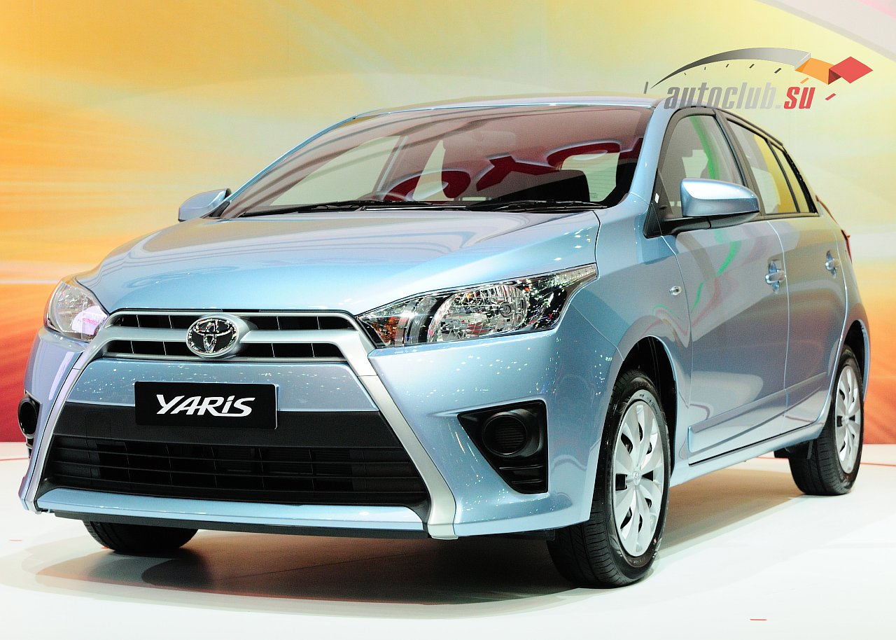 Параметры кузова и клиренс Тойота Ярис, технические характеристики и цены модификаций