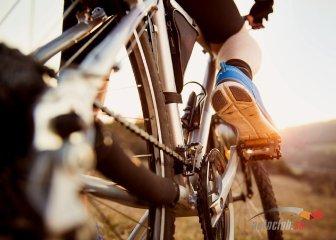 Как и чем смазать цепь велосипеда