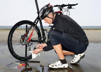 Чем смазать цепь велосипеда