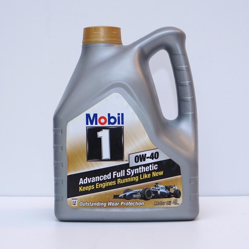 Синтетическое масло mobil