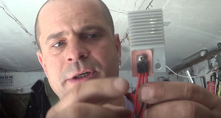 Стабилизатор напряжения 12 вольт