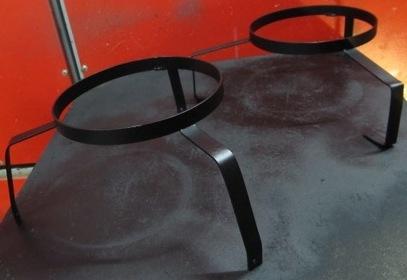Кольцо для крепления ленты