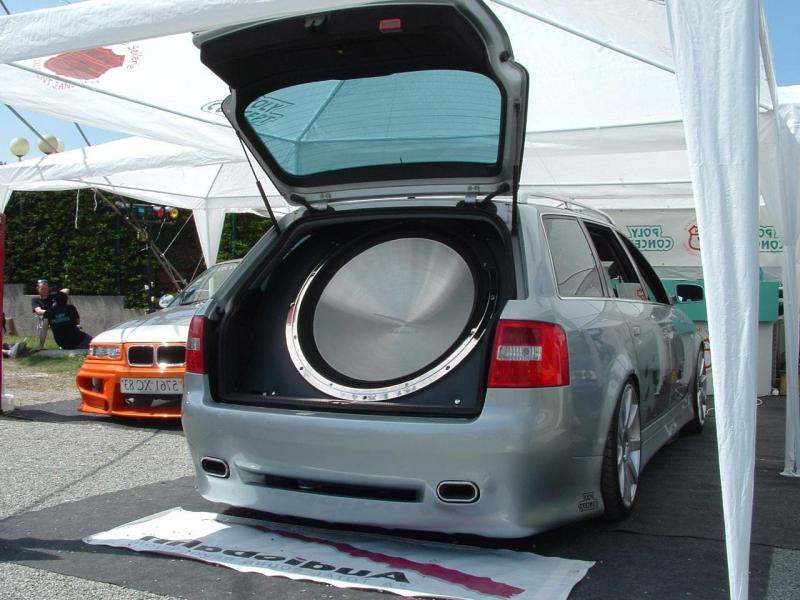 Как настроить сабвуфер автомобиля под ваши музыкальные вкусы