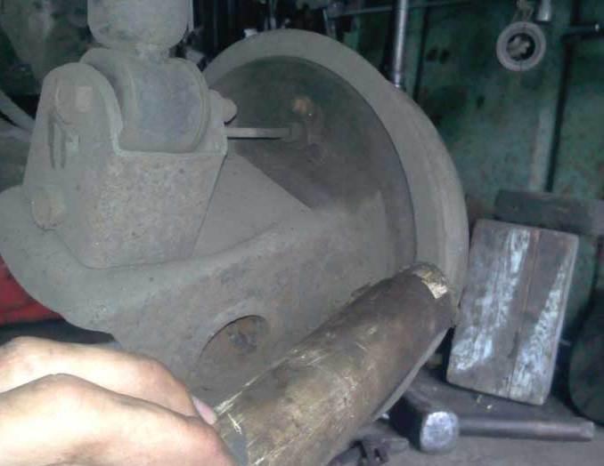 Устройство задней ступицы ваз 2109