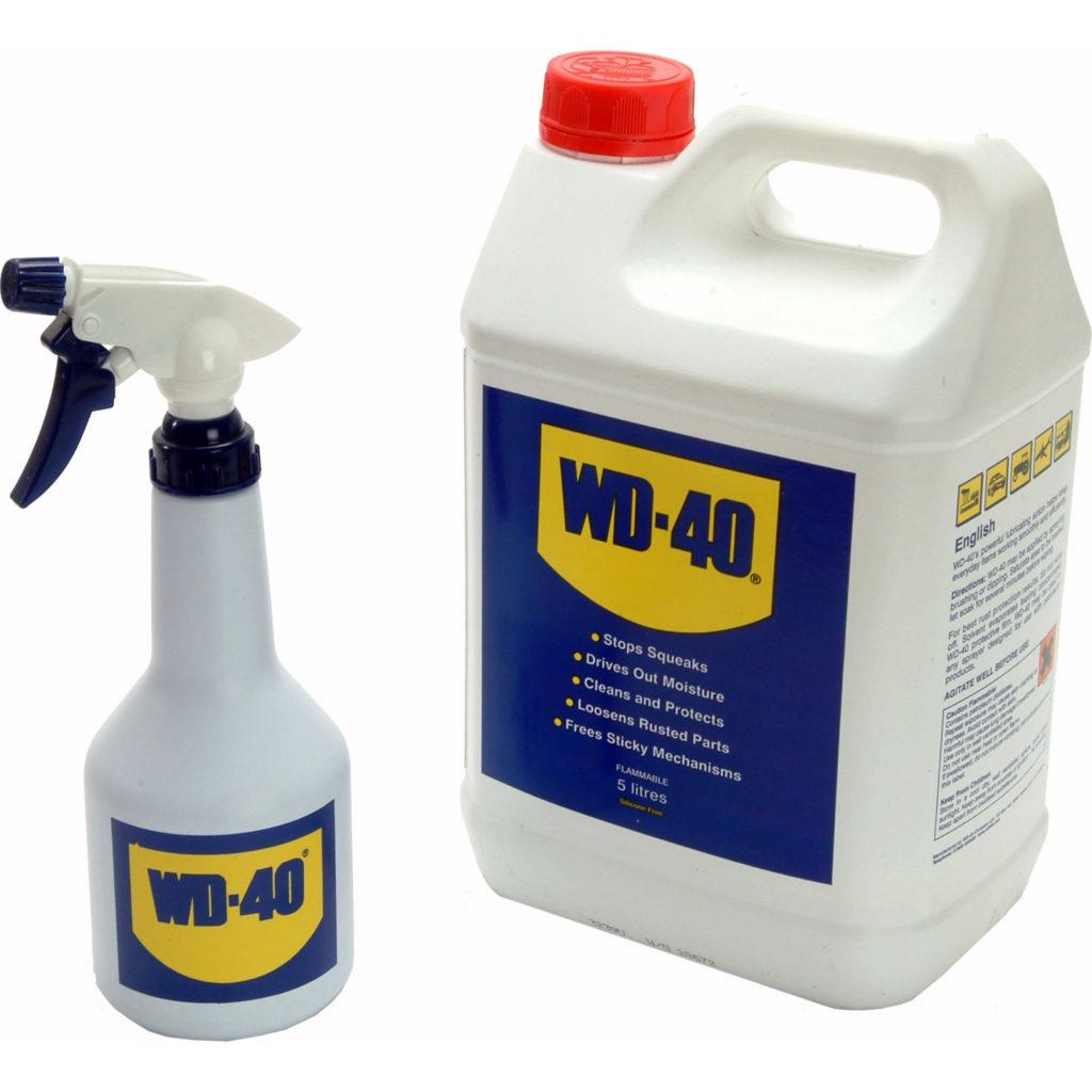 Жидкость WD 40