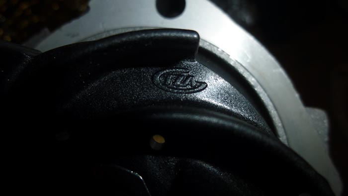 Оригинальная помпа для ВАЗ 2101–07