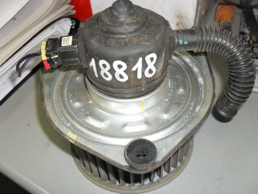Электродвигатель печки «Дэу Нексия»