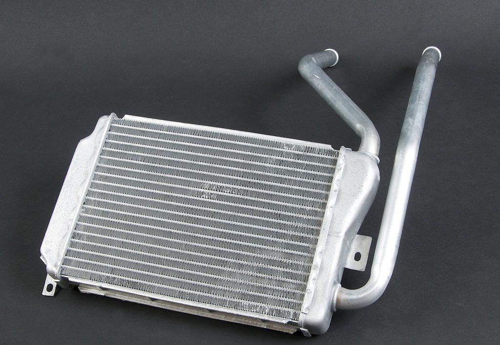 Радиатор отопителя «Дэу Нексия»