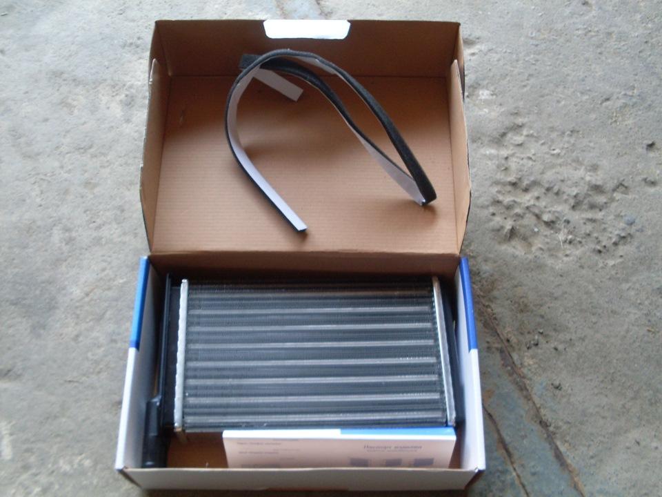 Радиатор печки от ВАЗ-2106