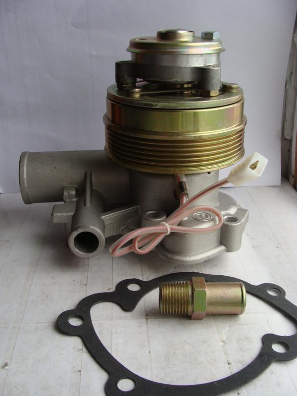 Электромуфта двигателя ЗМЗ 405