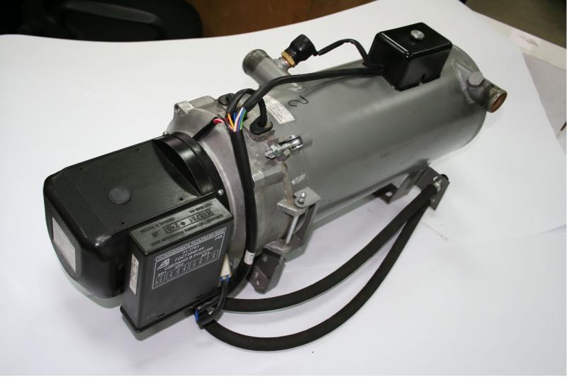 Электрические предпусковые подогреватели для двигателя 220В – предназначение, выбор и самостоятельная установка