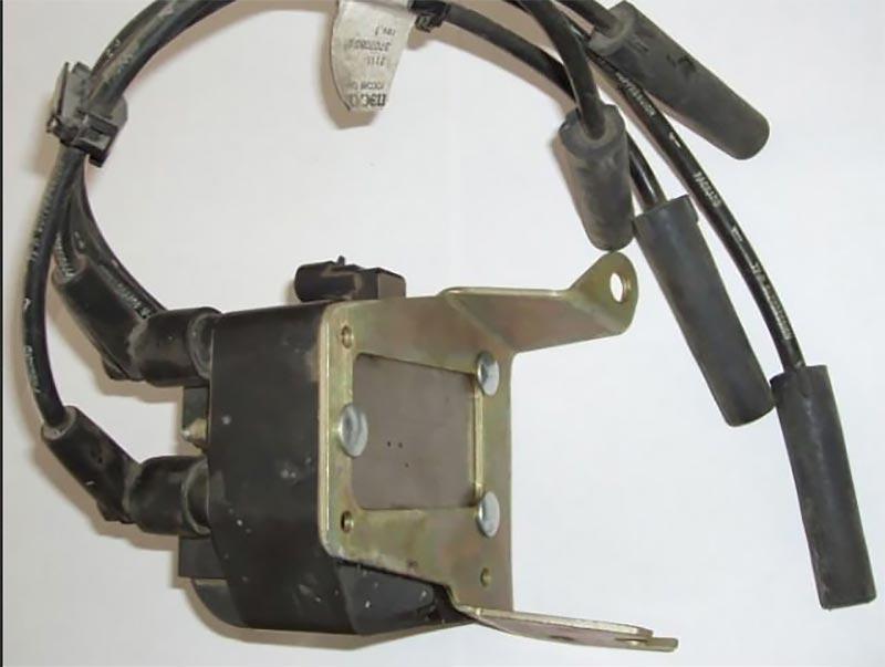 Высоковольтный модуль зажигания Granta с кронштейном