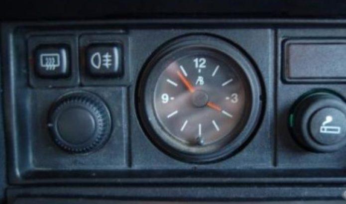 Панель прикуривателя ВАЗ 2107