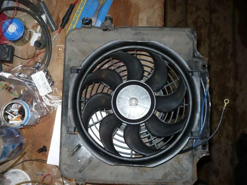 Самостоятельно меняем вентилятор печки на ВАЗ 2107