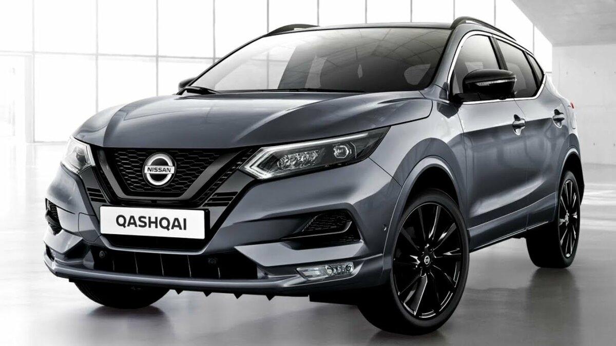 Автомобиль Nissan Qashqai 2021